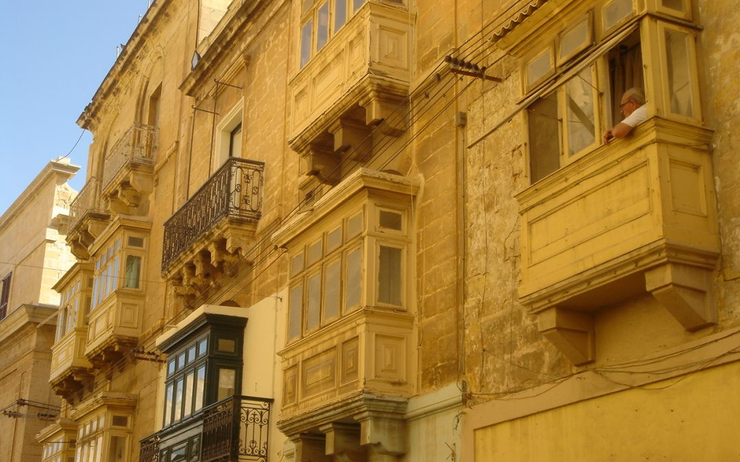 Séjour cohésion d'équipe à Malte
