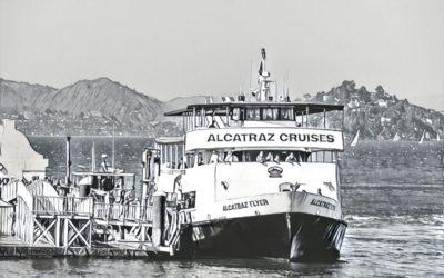 Séjour ferme à Alcatraz !