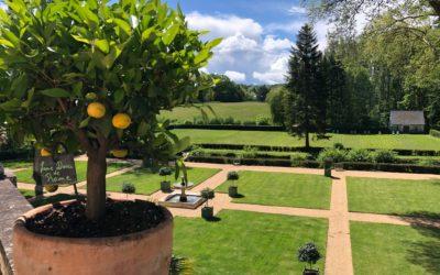 A la découverte de nos pépites tricolores – L'orangerie du Château Gaillard à Amboise