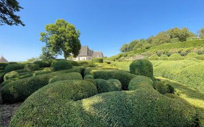 A la découverte de nos pépites tricolores – Le parc du Château de Marqueyssac